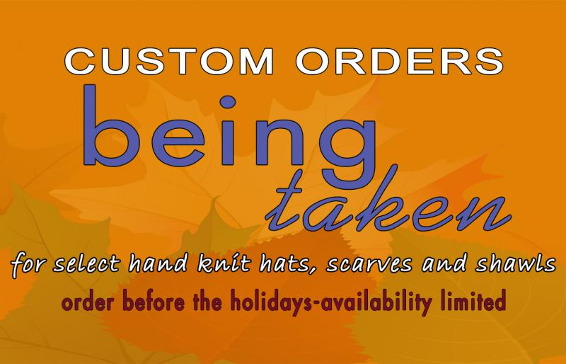 Drummond Farms - Custom Orders